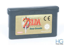 Zelda: Link To The Past / Four Swords - Nintendo Gameboy Advance Game GBA PAL