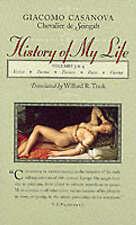NEW History of My Life, Vols. 3 & 4 by Giacomo Chevalier de Seingalt Casanova