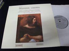 CHOPIN RÉCITAL<>PAUL VAN SCHILAWSKY<>Lp Vinyl°Canada Press°MUSIDISC 30 RC 634
