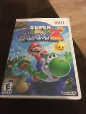 Super Mario Galaxy 2 Nintendo Wii 2010 Complete Tested Works