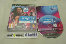 SINGSTAR + DANCE PLAYSTATION 3 PS3 COMPLET (vendeur pro)