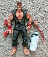 STREET FIGHTER SOTA TOYS EVIL RYU AUTHENTIC VARIANT