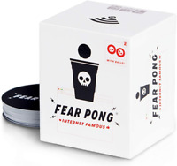 Fear Pong Internet Famous Game Beer Pong MELBOURNE STOCK