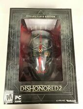 Dishonored 2: Collector's Edition PC NEW SEALED