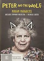 Miriam Margolyes - Peter And The Wolf (NEW DVD)