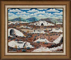 Howard Steer Oil painting Broken Dreams