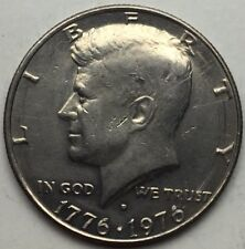 Etats-Unis Half dollar Kennedy 1976 #1408