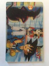 Dragon Ball Z Dbz Card Italienne Prism 3D Carte N 14 Santal Collection