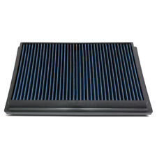 Fit 15-18 Toyota Hilux Revo/Fortuner Hi-Flow Drop-In Panel Dry Air Filter Blue