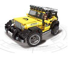 XingBao 03024 Offroad Adventure super car Set Building Blocks Brick toy gift box