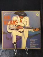 HANK WILLIAMS The Lonesome Sound Of LP 1960 VINYL E-3803