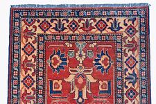 Ghazni Kazak Brücke Orient-Teppich Kasak! Oriental rug Tapis Tappeto 170x100cm
