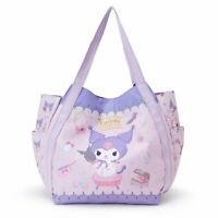 Kuromi Sanrio [New] Print Tote Bag (Fashionable) Cute Gift Japan Free shipping