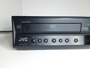 JVC DVD/VCR VHS Combo Player Recorder HR-XVC14 with Remote