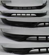 AUDI A6 4F C6 04-08 Paraurti Anteriore Spoiler S LINE LIP Valance Addon S-LINE Valance