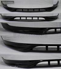 A 6 4 F C 6 04-08 Front Bumper spoiler S line lip Valance addon S-Line Skirt RS
