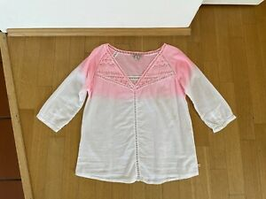 Maison Scotch Bluse Shirt 36 (1) Weiß wie neu