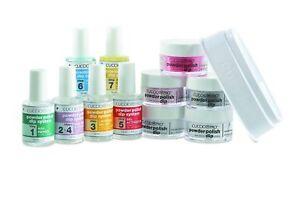 CUCCIO Pro Powder Polish Dip Nail Color Dipping Starter Kit