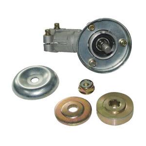 Universal Getriebe Winkelgetriebe Motorsense Freischneider Rasenmäher 26mm Rohr*