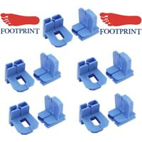 FOOTPRINT 10 X Line Blocks UK MADE New Bricklayers Corner Blocks X 10 Brickies