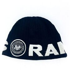 Ramones Presidential Seal And Full Spell Out Official Beanie Please Read!
