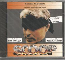 PINO DONAGGIO - Scoop - IVANA SPAGNA CD OST 1992 SIGILLATO SEALED