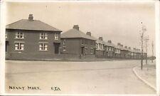 Darfield near Wombwell & Barnsley. Nanny Marr Road.