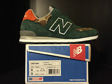 New Balance x Ball and Buck - Green Camo US574M1 - Size 9 - #139/176