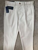 "RALPH LAUREN POLO SAND TAILORED FIT GOLF CHINOS TROUSERS PANTS - 30"" - NEW TAGS"
