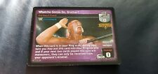WWE Raw Deal HOLLYWOOD HULK HOGAN WATCHA GONNA DO, BROTHER THROWBACK ULTRA RARE