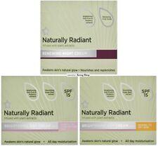 Superdrug Naturally Radiant EvenSkinTone SPF15 Brightening DAY/Renew NIGHT Cream