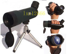 Sports Hunting 20x50 Monocular Telescopes spotting scope Tripod included Gift
