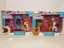 My Little Pony Twilight Sparkle, Songbird Serenade, Rarity & Clapper Dapperpaws