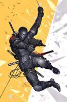 💥 GI JOE A REAL AMERICAN HERO #275 INHYUK LEE Virgin Variant Homage Ltd 500 COA