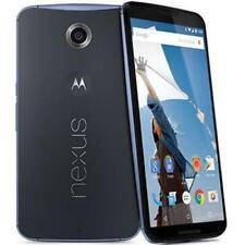 GOOD 6/10 Motorola Nexus 6 - XT1103  32GB - 4G LTE - Midnight Blue SHADOW ON LCD