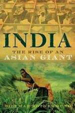 India: The Rise of an Asian Giant-ExLibrary