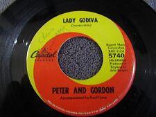 Peter & Gordon, Lady Godiva / Morning's Calling