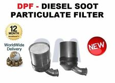 FOR PEUGEOT PARTNER TEPEE 1.6 HDI 2008--> DPF DIESEL SOOT PARTICULATE FILTER