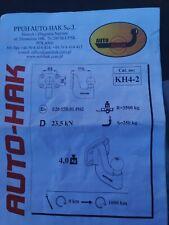 Anhängerkupplung 3,5to KH4-2