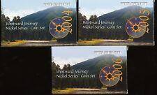 2004 2005 2006 5C U.S. Mint Westward Journey Nickel Series Coin Sets (Lot of 60)