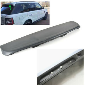 Unpainted Rear Spoiler For Land Rover Range Rover Sport 2010-2012 2013 LR032164