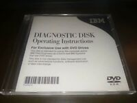 IBM Diagnostic Disk Systems Test Tool DVD Rom P53P2519 Free and Fast Shipping!