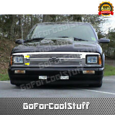 FOR CHEVY S-10 S10 PICK UP 1994 1995 1996 1997 UPPER BILLET GRILLE INSERT