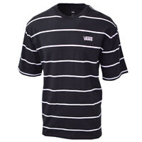 Vans Off The Wall Men's Striped S/S Tee S08 (Retail $34)