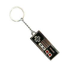 OFFICIAL NINTENDO NES CLASSIC CONTROLLER KEYRING - Metal & Enamel Key Chain