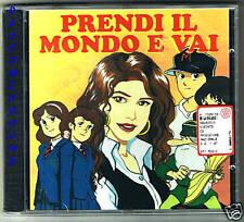 CRISTINA D'AVENA PRENDI IL MONDO E VAI CD RARO 1997 RTI music CD SIGILLATO