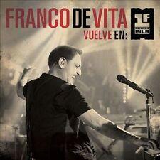 Vuelve En Primera Fila [Digipak] by Franco De Vita (CD, Dec-2013, 3 Discs,...