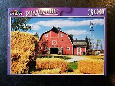 CRA Z ART Puzzlebug AMERICAN FARM Jigsaw Puzzle 300 piece SEALED 18.25 x 11