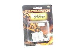 Battletech Ral Partha Mars Assault Vech 20-938 FASA Mech Warrior New Sealed