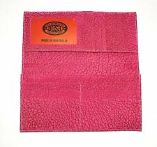 Australian BUSH Collection Kangaroo Leather Bi-fold Wallet